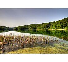 Plitvice Lake, Croatia Photographic Print