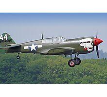 Curtiss P-40M Kittyhawk - Dunsfold 2013 Photographic Print