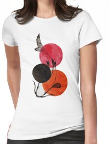 Koi Womens Fitted T-Shirt