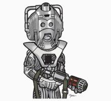 Cyberman S14 by InPrintComic