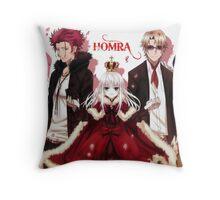 Homra Throw Pillow