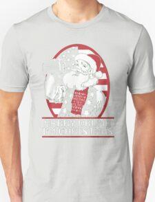 Merry Drunk I'm Christmas -Ugly Christmas- Santa Ugly christmas sweat T-Shirt