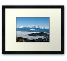 Heaven on Earth Framed Print