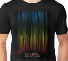 Colorful Eclipse Unisex T-Shirt
