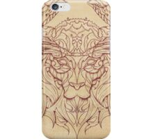 Lion Crab iPhone Case/Skin