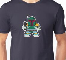 Mitesized Fett Unisex T-Shirt