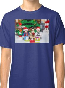 Marty, Doc and Rudolph Classic T-Shirt
