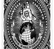 Reaching Worlds Hands by mitchrose