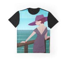 At the Lake Graphic T-Shirt