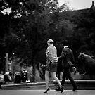 Walking... by Kutay Photography