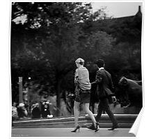 Walking... Poster