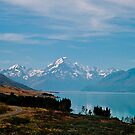 Mt Cook by kutayk