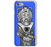 Cyberman S14 iPhone Case/Skin