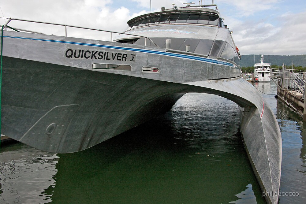 Quicksilver V by phil decocco