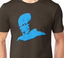 Resident Evil - Zombie - Blue Unisex T-Shirt