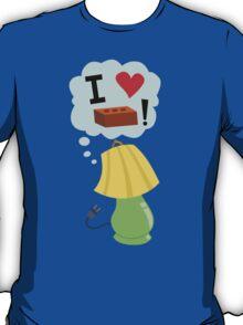 I Heart Brick! T-Shirt