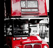London Bus for iPhone by Andrew Robinson