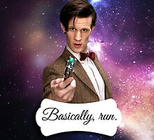 I'm the Doctor. by jessuhcwah09