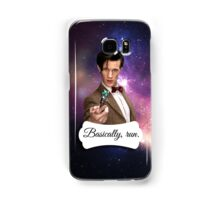 I'm the Doctor. Samsung Galaxy Case/Skin