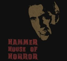 Hammer House of Horror by mezzluc