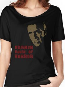 Hammer House of Horror Women's Relaxed Fit T-Shirt