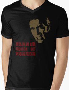 Hammer House of Horror Mens V-Neck T-Shirt