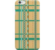 Ribbon pattern iPhone Case/Skin