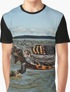 YOU USE TO CALL ME ON MY SHELL PHONE...LOL...VARIOUS HUMOUR APPAREL... Graphic T-Shirt