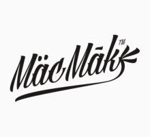 Macmak™ logo Tee by Macmak