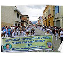Cuenca kids 326 Poster