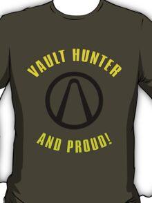 Borderlands 2 - Vault Hunter And Proud! T-Shirt