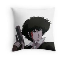 Space Cowboy Throw Pillow