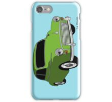 Fiat - Le Vroom iPhone Case/Skin