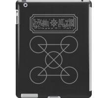The Weight of Things iPad Case/Skin