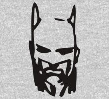 Batman Stencil by davidyarb