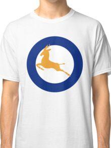 South African Air Force Emblem (1947-1958) Classic T-Shirt