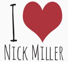 I Love Nick Miller 2 by newgirlfans