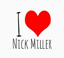 I Love Nick Miller 2 T-Shirt