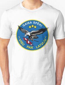 Latvian Air Force Emblem T-Shirt