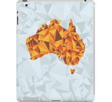Abstract Australia Desert Rock iPad Case/Skin