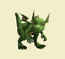 Little Dragon by Vac1