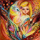 My little fairy Amber by Elena Kotliarker