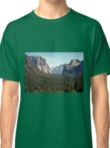 Yosemite Valley Classic T-Shirt