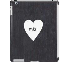 Sassy No iPad Case/Skin