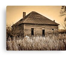 Old Time Country Living! Canvas Print
