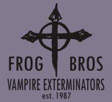 FROG BROS VAMPIRE EXTERMINATORS by illproxy