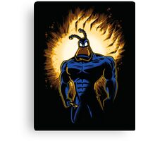 The Dark Mite Rises Canvas Print