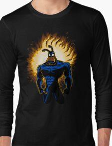 The Dark Mite Rises Long Sleeve T-Shirt