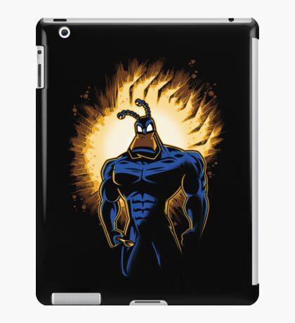 The Dark Mite Rises iPad Case/Skin