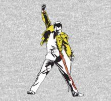 Freddie Mercury by Ces23